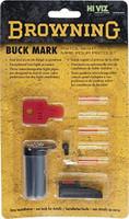 Browning 12875 HiViz Buck Mark Pistol Fiber Optic Night Sight - 023614179139