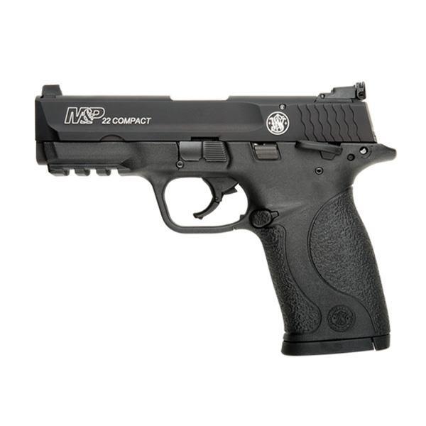 S&W 108390 M&P Compact 22lr Pistol - 022188083903