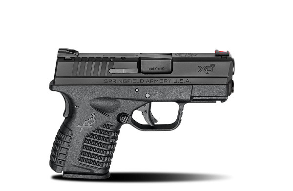 Springfield XDS9339BE XDS 9mm Pistol - 706397899899