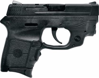 Smith & Wesson 10178 M&P  380 Pistol w/ Crimson Trace Laserguard
