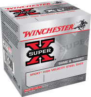 Winchester WE28GT6 28ga Steel Shot 28ga Shotgun Shells - (25/box) - 020892019485