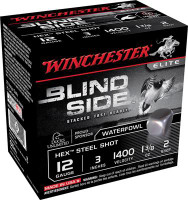 "Winchester SBS1232 Blind Side 3"" 12ga Shells - (25/box) - 020892020405"