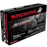 Winchester S7MMCT 160gr 7mm Rem Mag Bullets - (20/box) - 020892214347
