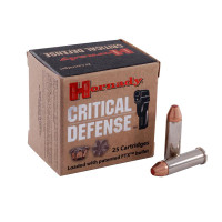 Hornady 90310 38 Special 110gr FTX Critical Defense Bullets - (25/box) - 090255903102