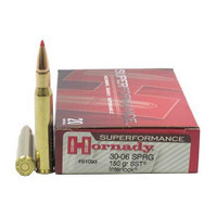 Hornady 81093 30-06 Springfield 150gr Sst Superformance Bullets - (20/box) - 090255810936