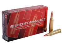 Hornady 80463 243 Win 95gr Superformance Bullets - (20/box) - 090255804638