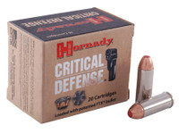 Hornady 92790 45 Colt 185gr Critical Defense - (20/box) - 090255927900