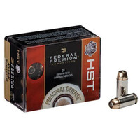 Federal P9HST1S 9mm Luger 124gr Bullets - (20/box) - 029465063924