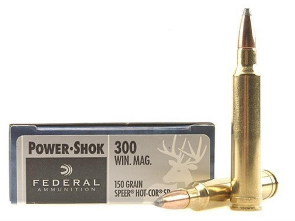 Federal 300WGS 150gr 300 Win Mag Bullets - (20/box) - 029465091446