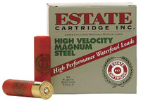 "Estate HVST124 2-3/4"" #4 12ga Shotgun Shells - (25/box) - 604544229448"