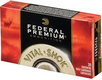 Federal P260A 140gr 260 Rem Bullets - (20/box) - 029465092689