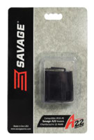 Magazine For Savage Model A22 .22 WMR Blue 10 Round - 011356472052
