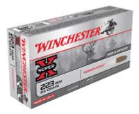 Super-X .223 Remington 64 Grain Power Point - 020892202122