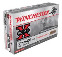 Super-X 7mm-08 Remington 140 Grain Power-Point - 020892210806