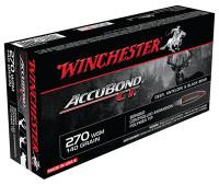 AccuBond CT .270 Winchester Short Magnum 140 Grain - 020892214323