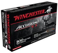 AccuBond CT .300 Winchester Magnum 180 Grain - 020892214446