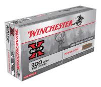 Super-X .300 Winchester Short Magnum 150 Grain Power-Point - 020892214958