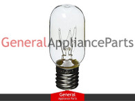 ClimaTek Microwave Light Bulb replaces Frigidaire # SCB2000CAA01