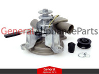ClimaTek Belt Drive Washer Pump Replaces Whirlpool Kenmore Sears # 285317 367068 367103 369617