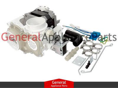 Frigidaire Tappan Kenmore Dishwasher Motor Pump Assembly Kit 463R003P01