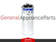 ClimaTek AC Round Capacitor 50 7.5 MFD 370 VAC Replaces Whirlpool # 1186509 8209285 1187476 1186511