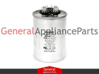 ClimaTek AC Round Capacitor 40 10 UF 440 VAC Replaces Whirlpool Crosley # 1186639 1186522 MRP163431