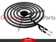 "Electric Range Cooktop Stove 8/"" Heavy Duty Surface Burner Element HTEA014"