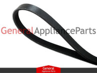 ClimaTek Dryer Belt Replaces Whirlpool Kenmore Maytag # WH661570 3387610 3389728 3393999 339728