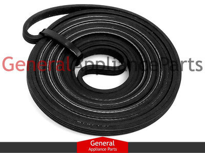 Climatek Dryer Drive Belt Replaces Rca Camco Mabe Penncrest Sears We12x10011 General Appliance Parts