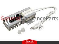 Whirlpool Roper Kenmore Estate Gas Range Oven Stove Flat Ignitor Igniter 3186491