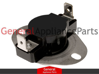 Whirlpool Maytag Kenmore Sears Dryer High Limit Thermostat Switch 3391914 on