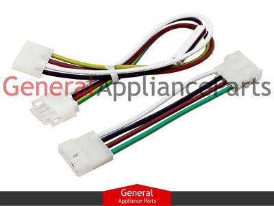 [DIAGRAM_3US]  ClimaTek Refrigerator Icemaker Wire Harness Replaces # RIMA103 - General  Appliance Parts | Appliance Wire Harness |  | General Appliance Parts