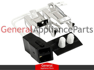 GE Hotpoint Kenmore Stove Top Burner Terminal Receptacle Kit WB17X5113 on