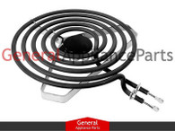"ClimaTek Range Cooktop Stove 8"" Heavy Duty Burner Element Replaces GE Hotpoint Kenmore # WB30X255"