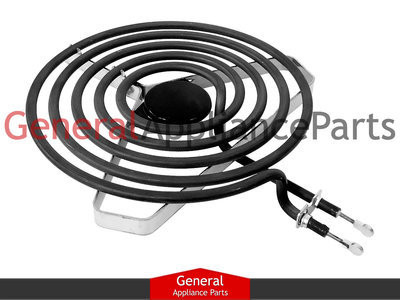"GE Kenmore Hotpoint Electric Range Cooktop Stove 8/"" Large Surface Burner Element"
