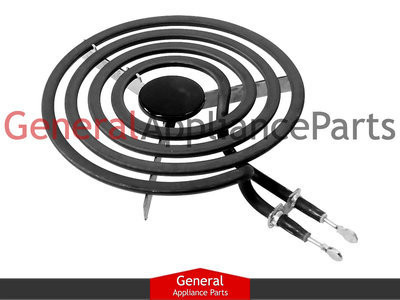 GE 6 Range Cooktop Stove Replacement Surface Burner Heating Element WB30T10027