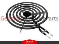 """GE Hotpoint Kenmore Cooktop 8"""" Surface Burner WB03T10167 WB3T10167 WB30T10029"""