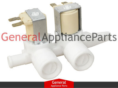 GE General Electric Washer Water Dual Inlet Valve WH13X10024 WH13X86 on