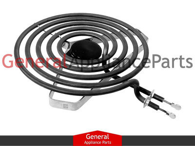 General Electric RCA Electric Range Cooktop Stove 8 Large Surface Burner Element