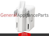 ClimaTek Refrigerator Starter Relay Replaces GE General Electric Hotpoint Kenmore # WR07X10051
