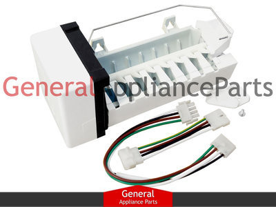 Frigidaire Kenmore Tappan Gibson Refrigerator Replacement Icemaker  5303918277