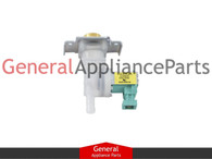 Bosch Thermador Gaggenau Dishwasher Inlet Water Valve Access 1999956 AH3491417