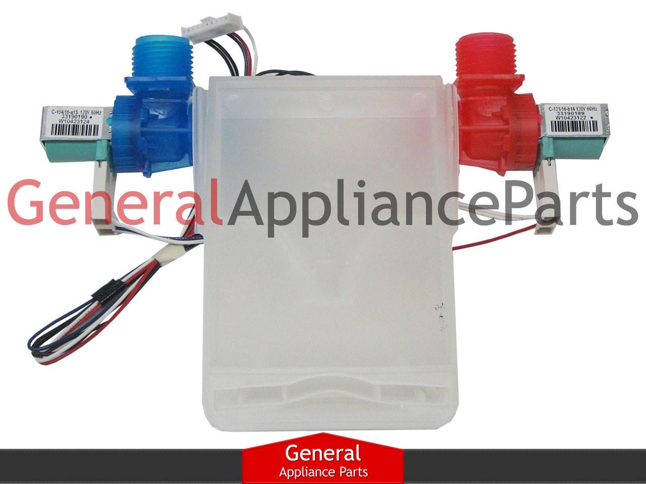Maytag Washer Washing Machine Water Inlet Valve Assembly 22001604