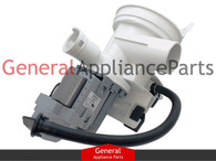 ClimaTek 'Washer Washing Machine Drain Pump Replaces Bosch Thermador Gaggenau # AP3764202 PS3465693