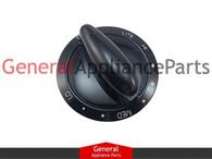ClimaTek Range Stove Oven Burner Knob Replaces Admiral Maytag Whirlpool # 74009773 WP74009773