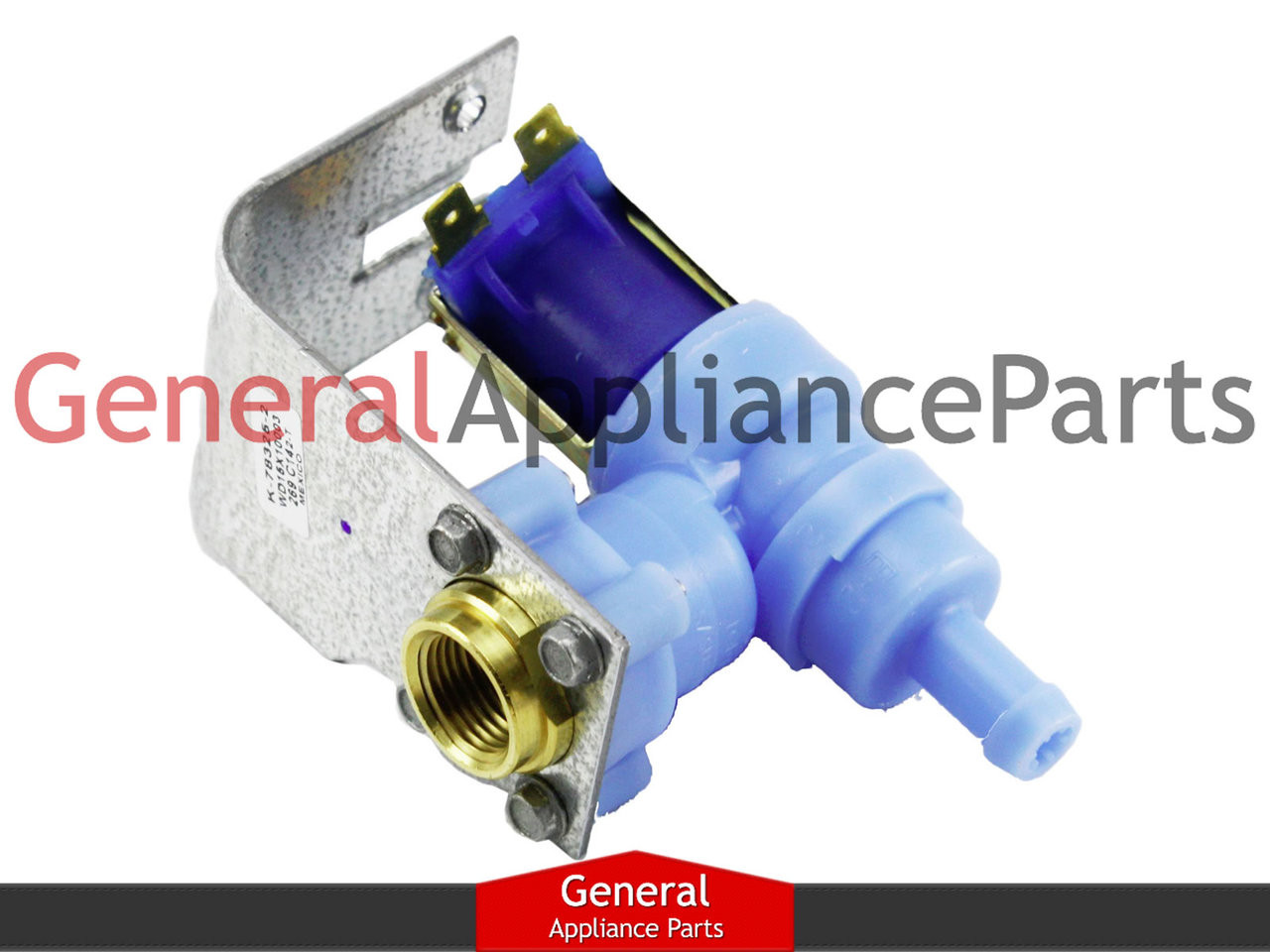 Dishwasher Water Valve for General Electric PS259368 WD15X10003 AP2039343