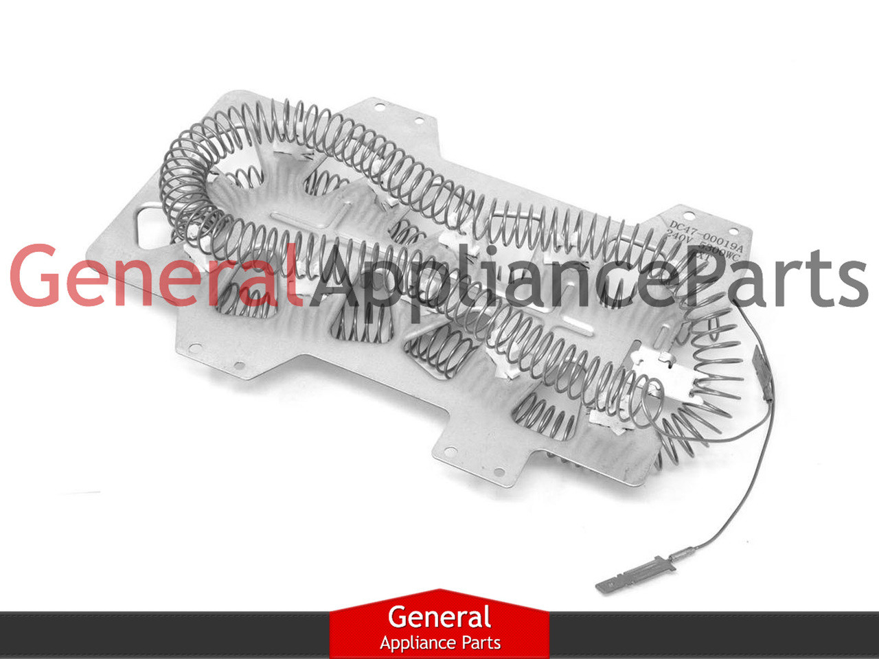 PS4205218 DC47-00019A Dryer Heating Element for Samsung AP4201899