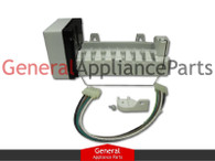 ClimaTek Refrigerator Ice Maker Replaces Maytag Amana Whirlpool # 1110701A AH1569082 D7567102