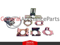 ClimaTek Cold Control Freezer Uni-Kit Replaces Robertshaw # 3030-607 GC607 MC607 K607 B14-414