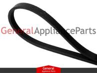 ClimaTek Dryer Belt Replaces Inglis Whirlpool KitchenAid Kenmore Sears Roper Estate FSP # 341241